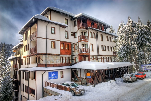 Guest-Incoming.com - Green Life Family Apartments Pamporovo (Evridika Hills Pamporovo)
